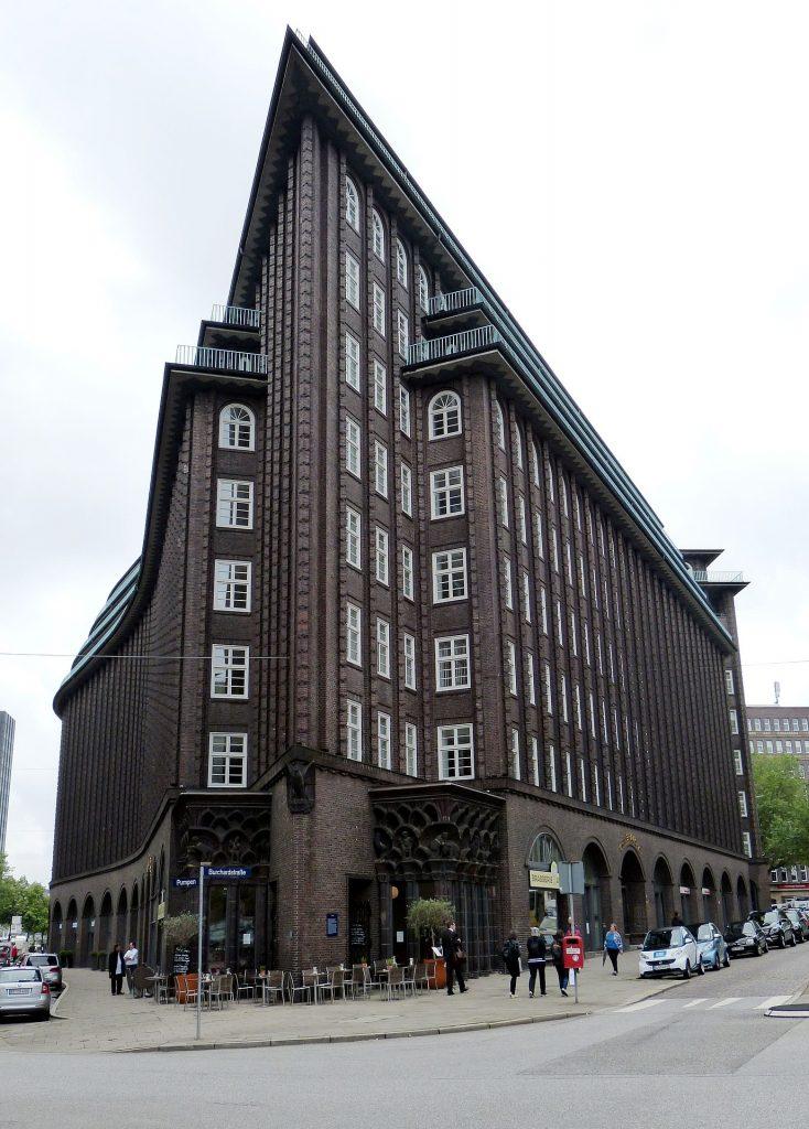 Weltkulturerbe Chilehaus Hamburg (c) pixabay.com