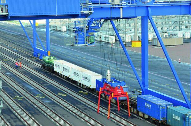 Potenziale Hinterlandverkehr Metropolregion Nordwest (c) JWP