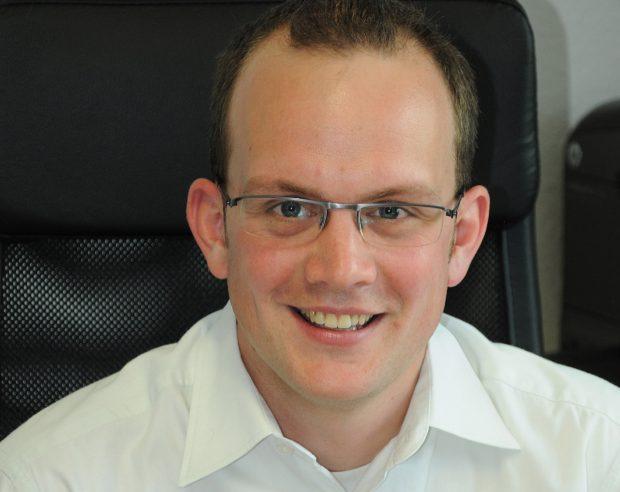Stephan Müller (c) KMR Survey