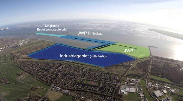 JadeWeserPort II Visualisierung2