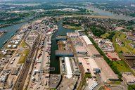 300 Jahre Hafen Duisburg (c) duisport_Hans Blossey