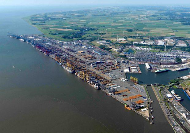 Container Terminal Bremerhaven (c) Eurogate