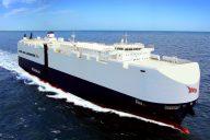 VW LNG Fahrzeugtransport RoRo Schiff (c) Volkswagen AG