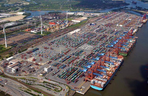Deutsche Seehäfen blicken zuversichtlich in die Zukunft_Symbolbild (c) Eurogate