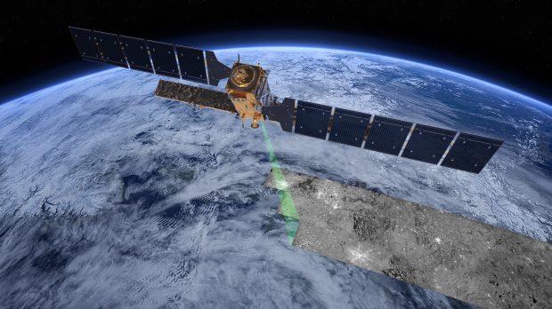 MARSAT_Erdbeobachtungssatellit Sentinel (c) DLR