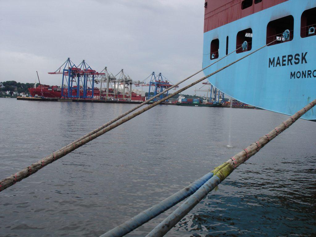 Maersk Line kauft Hamburg Süd (c) Inga May_pixelio