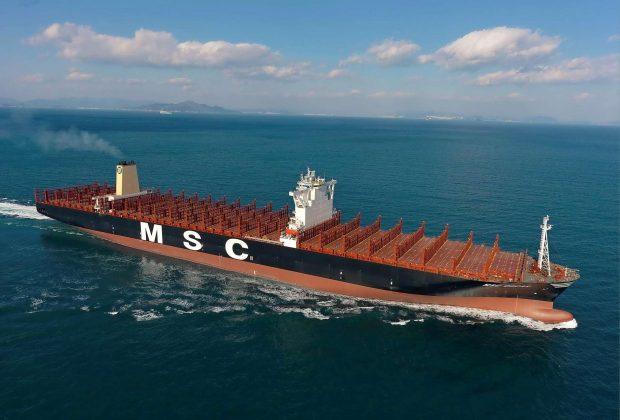 Schiffsneubestellungen_Symbolbild (c) MSC