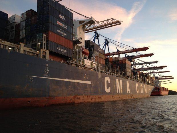 Ocean Alliance_Neue Reedereiallianz in der Containerschifffahrt (c) pixabay.com