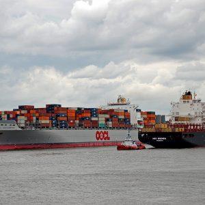 Ocean Alliance_Neuer Liniendienst am JadeWeserPort (c) Bernd Sterzl_pixelio.de