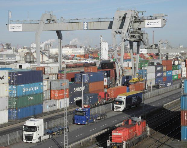 Transportaufkommen Güterverkehr Deutschland 2016_Symbolbild (c) pixabay.com
