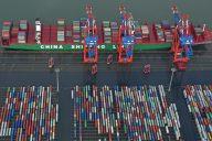 Ocean Alliance_CSCL Arctic Ocean am JadeWeserPort (c) Eurogate