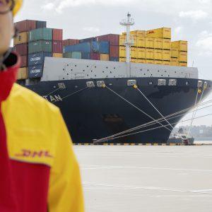 Onlineplattform Ocean View (c) DHL Global Forwarding