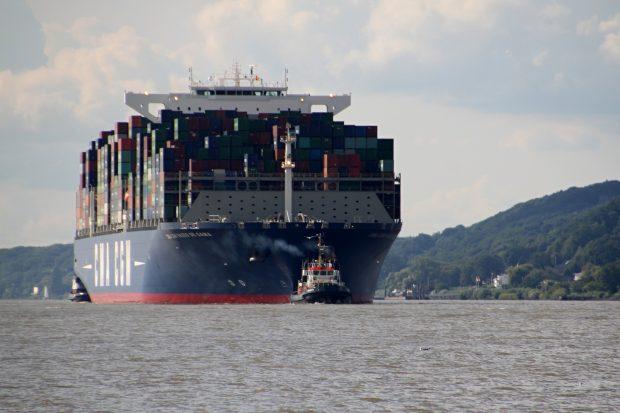 CMA CGM ordert Mega-Carrier mit 22.000 TEU (c) pixabay