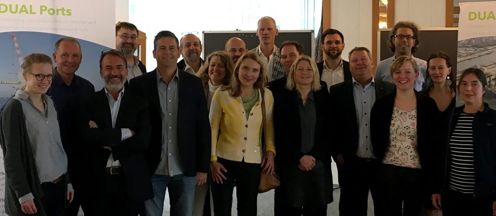 2017-10-Dual Ports Partnertreffen_Gruppe (c) NPorts