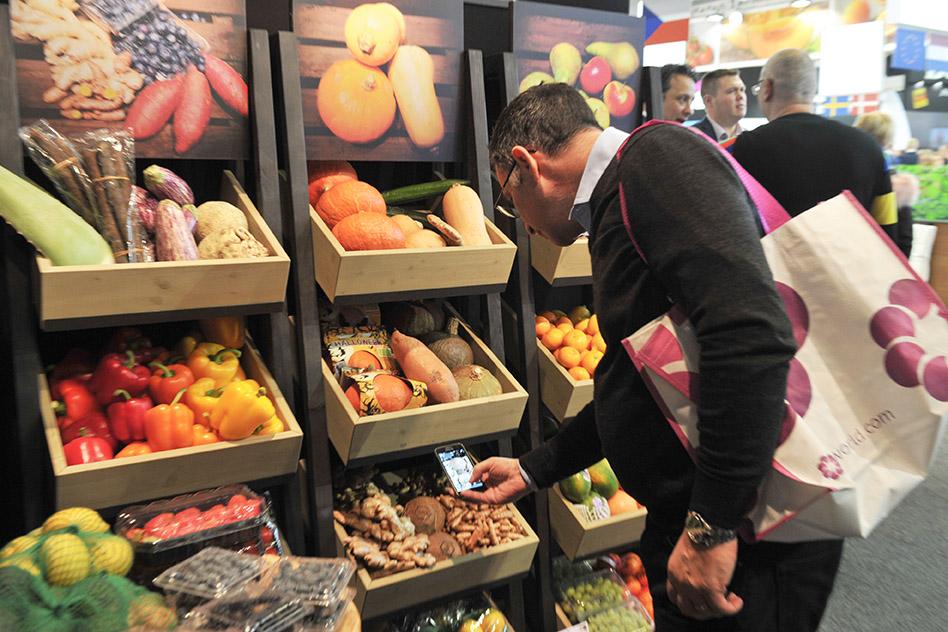 FRUIT LOGISTICA 2018: Für den Fruchhtandel sind die Qualität und Vielfalt der Produkte besonders wichtig