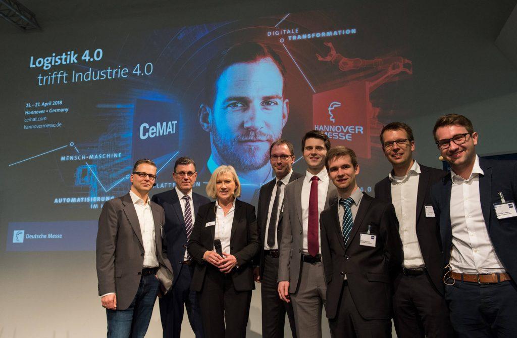 Die Digitalisierung im Hafen ist Top-Thema bei der CeMAT Port Technology Conference Ende April in Hannover