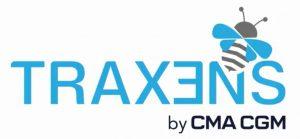 Logo-Traxens by CMA CGM (c) CMA CGM