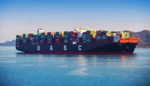 """Hapag-Lloyd könnte als zweite große Linienreederei nach CMA CGM im größeren Stil auf den Schiffsbetrieb mit Flüssigerdgas setzen. Ein erstes Schiff soll 2019 Jahr umgerüstet werden, die """"Sajir"""" aus dem früheren Bestand der United Arab Shipping Company (UASC)."""