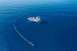 The Ocean Cleanup will das Meer von Plastikmüll befreien