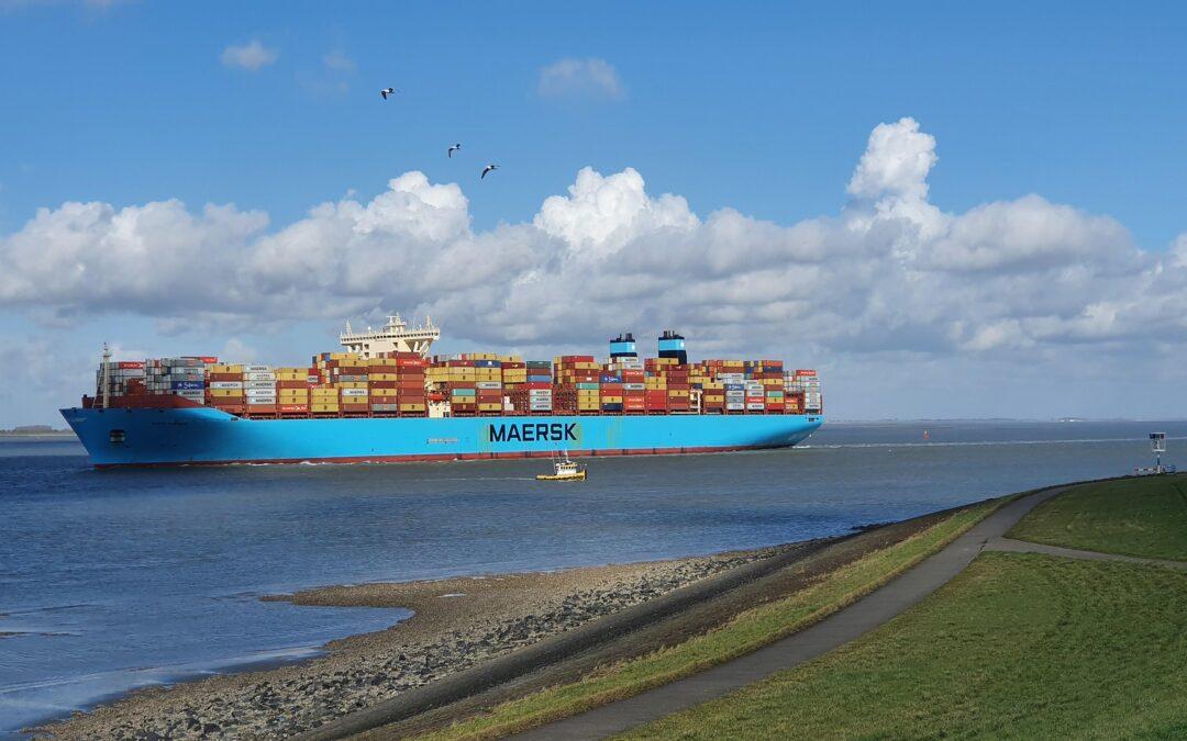 Reedereien mit robusten Zahlen im ersten Halbjahr