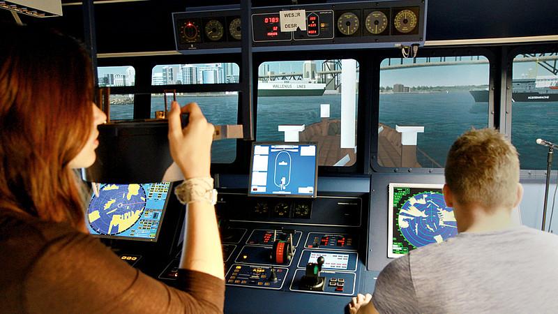 Zum Traumjob in der maritimen Wirtschaft