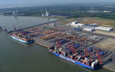 Niedersächsische Seehäfen verlieren Aufkommen