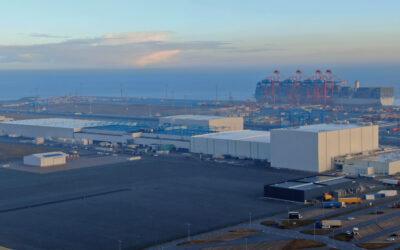 JadeWeserPort: freie Kapazitäten zur Sicherung von Lieferketten