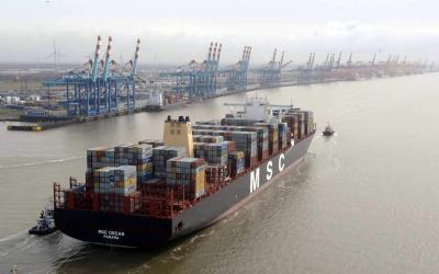 Bremische Häfen: Corona führt zu Umschlagsrückgang
