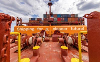 Hapag-Lloyd ordert sechs weitere Mega Carrier