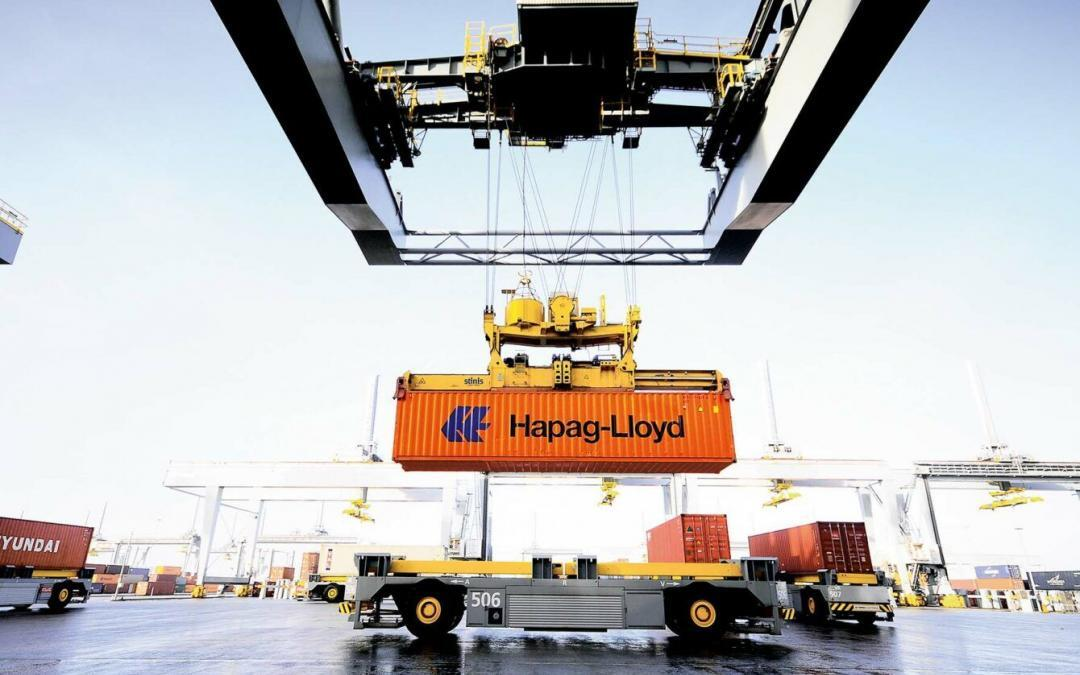 Hapag-Lloyd ordert erneut massiv Container