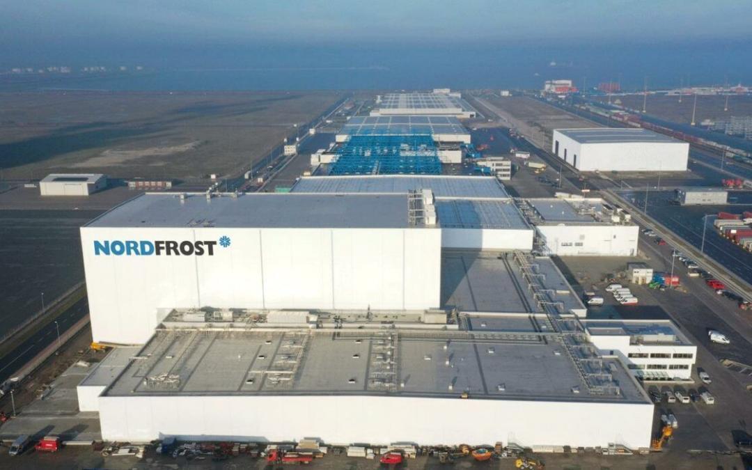 """Nordfrost: """"Potenzial des JadeWeserPort besser nutzen"""""""