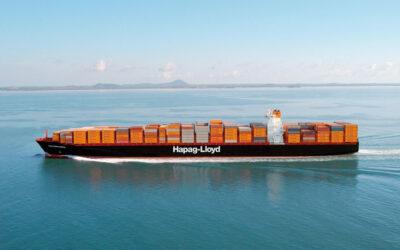 Hapag-Lloyd mit starken Halbjahreszahlen 2021