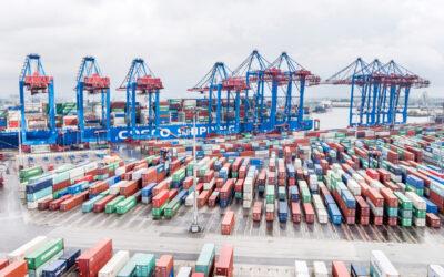 Cosco beteiligt sich an HHLA-Terminal